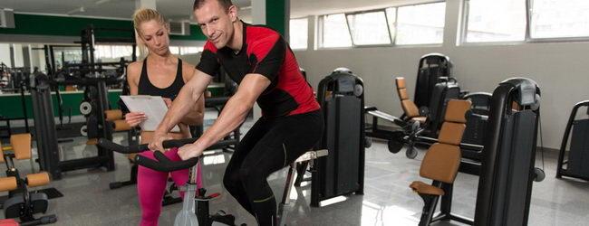אימון אופני כושר