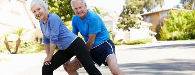 ספורט ותזונה נבונה לגיל המעבר