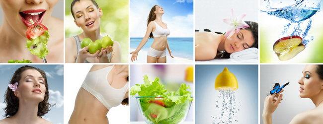 עשרת הדיברות לחיים בריאים